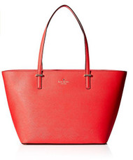 kate spade new york Cedar Street Small Harmony, Rooster Red PXRU4545-603