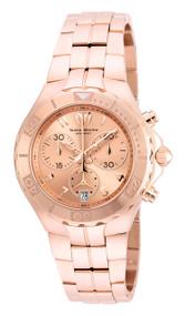 Technomarine Men's TM-715006 Sea Pearl Quartz Rose Gold Dial Watch
