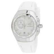 Technomarine Women's TM-115377 Cruise Original Quartz Silver Dial Watch