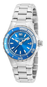 Technomarine Women's TM-215006 Sea Manta Quartz Blue Dial Watch