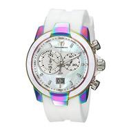 TechnoMarine Men's TM-615018 UF6 Men Quartz 3 Hand White Dial Watch
