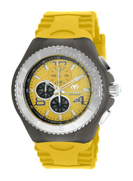 Technomarine Men's TM-115112 Cruise JellyFish Quartz Yellow Dial Watch