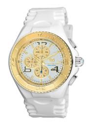 Technomarine Men's TM-115109 Cruise JellyFish Quartz Silver Dial Watch