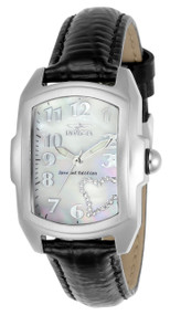 Invicta Women's 19942 Lupah Quartz 3 Hand White Dial Watch