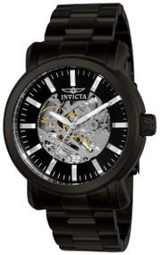 Invicta Men's 22576 Vintage Automatic 3 Hand Black Dial Watch