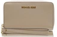 MICHAEL Michael Kors Jet Set Travel Large Flat Multifunction Wallet  32H4GTVE9L-134