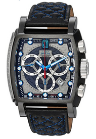 Invicta Men's 22378 Jason Taylor Quartz Chronograph Silver Dial Watch