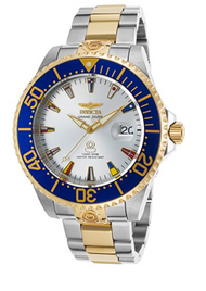 Invicta 21326 Mens 47mm Grand Diver International Automatic Two-Tone Bracelet Watch …