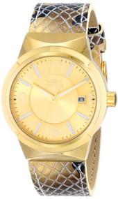 Invicta Women's 17296 Angel Analog Display Japanese Quartz Gold Watch [Watch]...