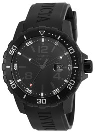 Invicta Men's 21549 Specialty Quartz  Black Dial Watch