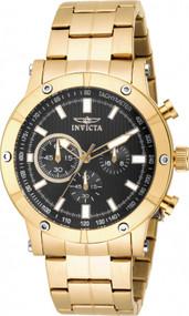 Invicta Men's 18163 Specialty Quartz Multifunction Black Dial Watch