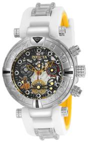 Invicta Women's 24519 Disney Quartz Multifunction Black, Gunmetal, Silver Dial Watch