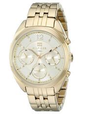 Tommy Hilfiger Women's 1781486 Analog Display Quartz Gold Watch