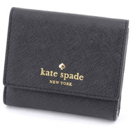kate spade new york Cedar Street Tavvy Wallet, Black, One Size PWRU4448-001