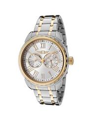 Invicta Men's IBI-89052-002 I by Invicta Quartz Multifunction Silver Dial Watch