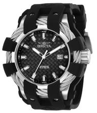 Invicta Men's 25034 Bolt Automatic 3 Hand Black Dial Watch