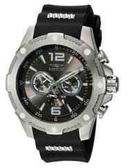 Invicta Men's 19656 I-Force Analog Display Swiss Quartz Black Watch