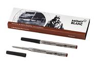 Montblanc 2 Ballpoint Pen Refills (M) Antoine de Saint-Exupéry - 116273 …