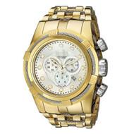 Invicta Men's 12757 Bolt Analog Display Swiss Quartz Gold Watch