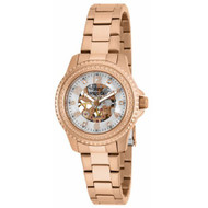 Invicta Angel Mechanical Rose Gold-plated Ladies Watch 16705 [Watch] Invicta