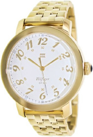 Tommy Hilfiger Oliva Gold-Tone Stainless Steel Ladies Watch 1781233 [Watch] T...