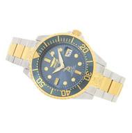 Invicta 47mm Grand Diver Automatic Diamond Accented Bracelet Watch 20143