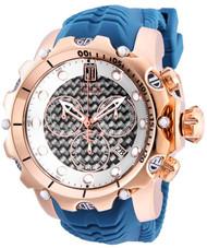 Invicta Men's 25415 Jason Taylor Quartz Chronograph Grey Dial Watch