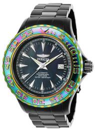 Invicta  Men's 25565 Pro Diver Automatic 3 Hand Black Dial Watch