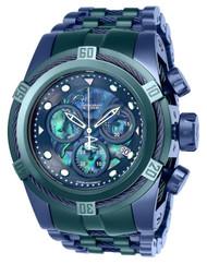Invicta  Men's 25919 Reserve Quartz 3 Hand Blue Dial Watch