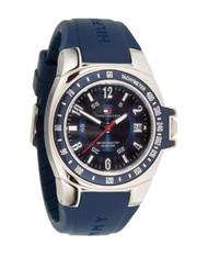 Tommy Hilfiger Men's 1790483 Blue Rubber Watch
