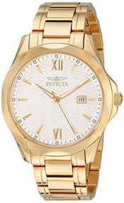 Invicta Men's 18109 Specialty Analog Display Swiss Quartz Gold Watch