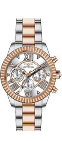 Invicta Angel Swiss Movement Quartz Watch - Rose Gold, Stainless Steel case