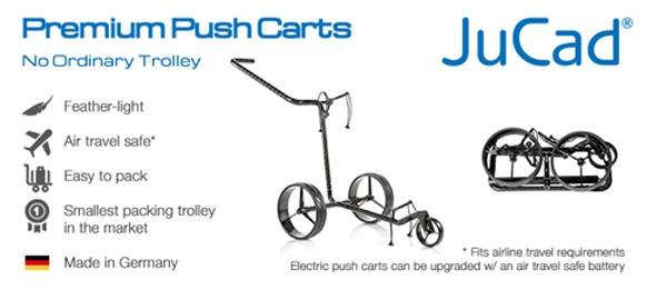 JuCad Golf Carts