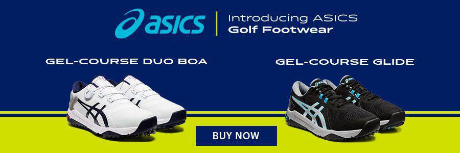 Asics Golf Equipment