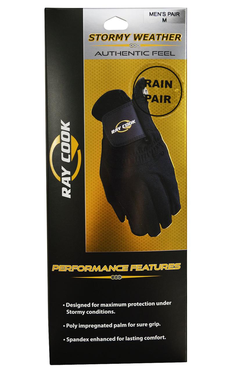 Mens golf gloves xxl - Ray Cook Golf Rain Golf Gloves 1 Pair