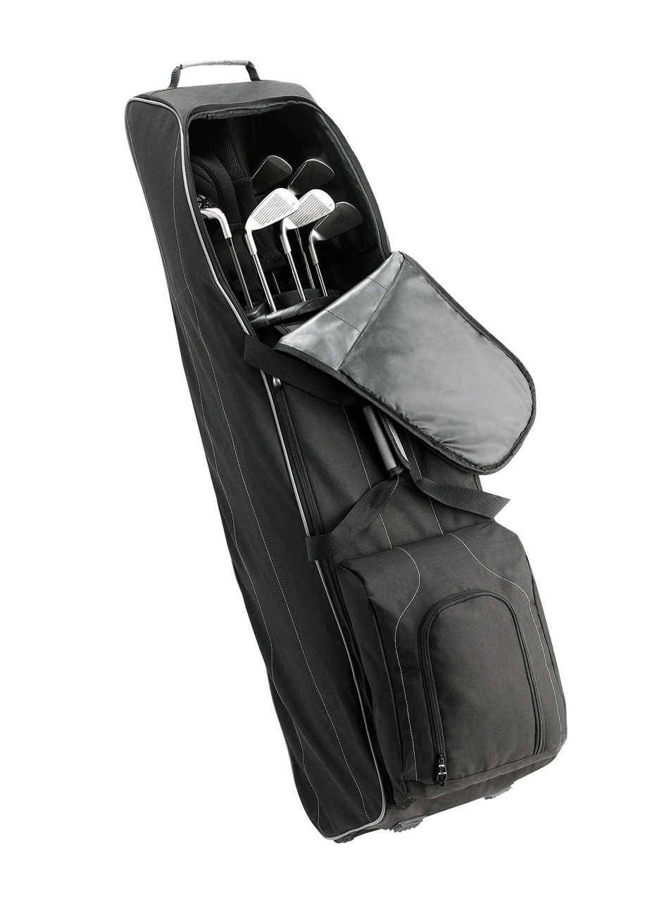 Taylormade Golf Bag >> Bag Boy Golf T-460 Golf Wheeled Travel Cover | RockBottomGolf.com