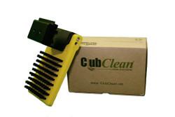 Club Clean Golf- Spike Swipe (Golf Cart Mounted Shoe Cleaner)