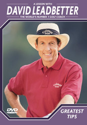 Booklegger David Leadbetter Greatest Tips Golf DVD