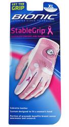Bionic Golf- LRH Ladies StableGrip Pink Golf Glove
