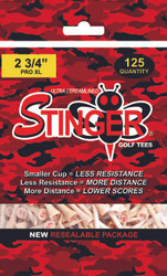 Stinger Tees - Pro XL Golf Tees