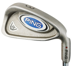 Pre-Owned Ping i5 Irons Steel *Very Good*