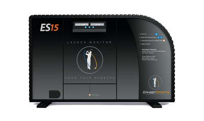 Ernest Sports - ES 15 Range Launch Monitor