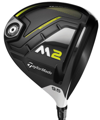 TaylorMade Golf- LH 2017 M2 Driver (Left Handed)