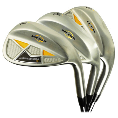 Ray Cook Golf Silver Ray 2 3-Wedge Set