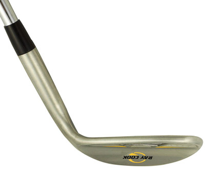 Ray Cook Golf- LH Silver Ray 2 Wedge (Left Handed)