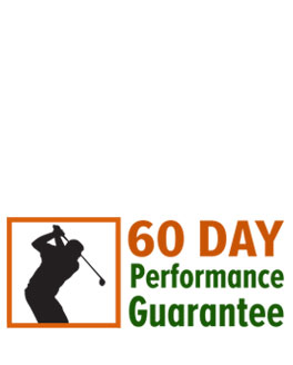 60-Day Performance Guarantee at Rock Bottom Golf!