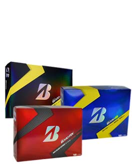 Stuff Your Stocking With Bridgestone Golf Balls!