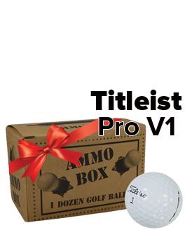 Free ProV1 Golf Balls!