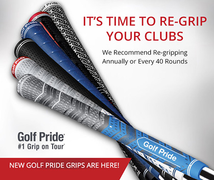 Golf Pride Golf Grip Deals!
