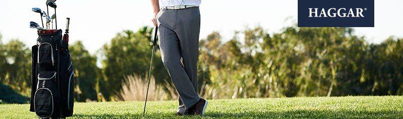 Haggar Golf